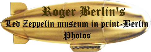Roger Berlin's Led Zeppelin museum in print - Berlin